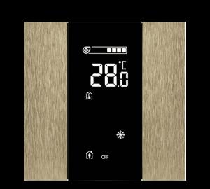 کلید هوشمند ترموستاتیک برای کنترل سرمایش گرمایش